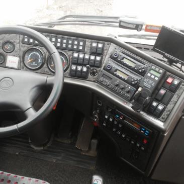 Kokpit kierowcy